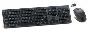 kit teclado y raton wireless